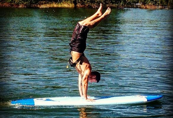 Bentonville Stand up Paddle boarding lessons