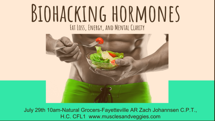 BIOHACKING HORMONES