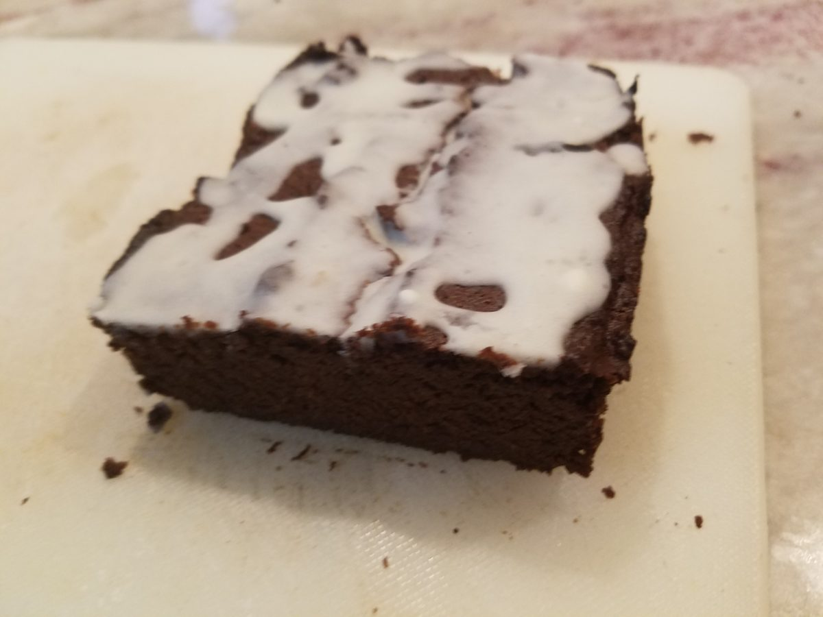 perfect keto collagen brownies